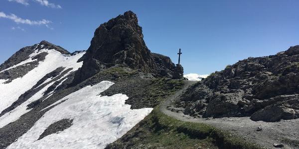 Col de Torrent at 2919m