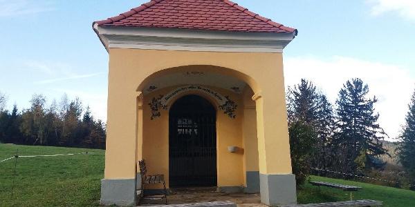 Kapelle kurz vor Schusterbauer