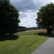 Richtung Langewiese