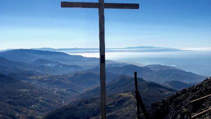 Top of Mt. Cocuzzo