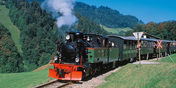 Museumsbahn Bregenzerwald
