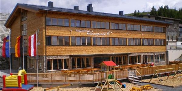 Berggasthof Elsenalpstube