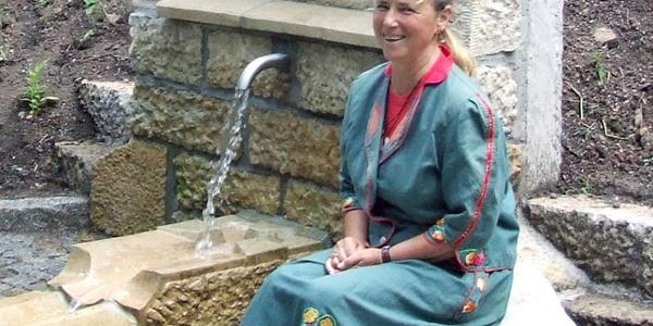 Kräuterfrau Bruni