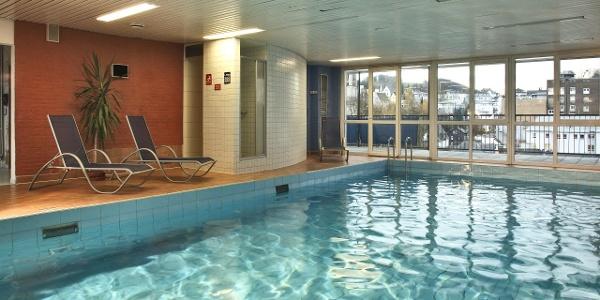 H+ Hotel Siegen_Hallenbad