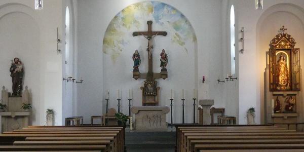 Innenraum von St. Joseph