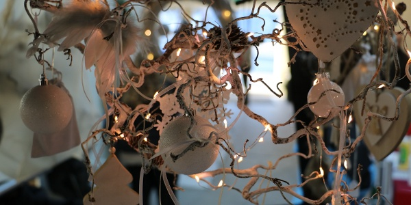 Weihnachtliches Kunsthandwerk