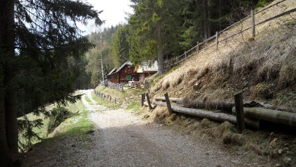 Zur Walzkogelhütte