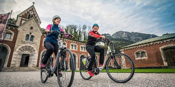 Radfahren in Bad Reichenhall