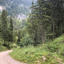 Abfahrt Blaa Alm -> Bad Ischl