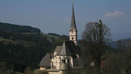 Wallfahrtskirche Hochfeistritz