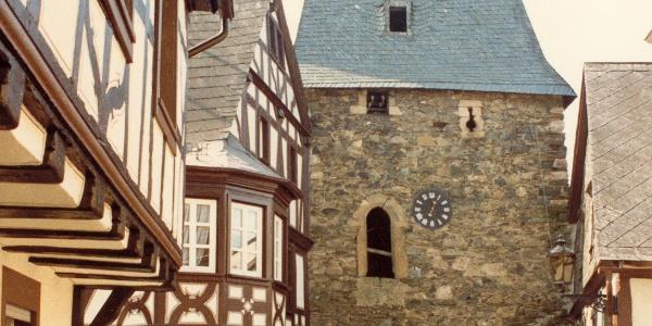 Uhrturm Herrstein