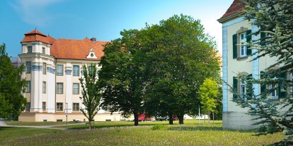 Neues Schloss, Schlosspark, Forsthaus