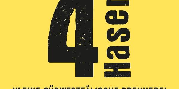 Logo Brennerei 4Hasen