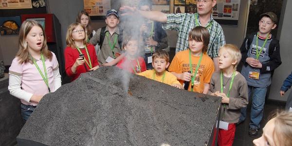 Eifel-Vulkanmuseum Daun_Lieserpfad: Etappe 2: Daun-Manderscheid