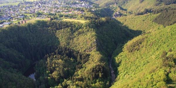 Liesertal und Manderscheid_Lieserpfad: Etappe 3: Manderscheid-Wittlich
