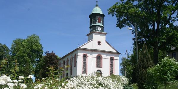 Morgenröthe-Rautenkranz - Evangelische Kirche
