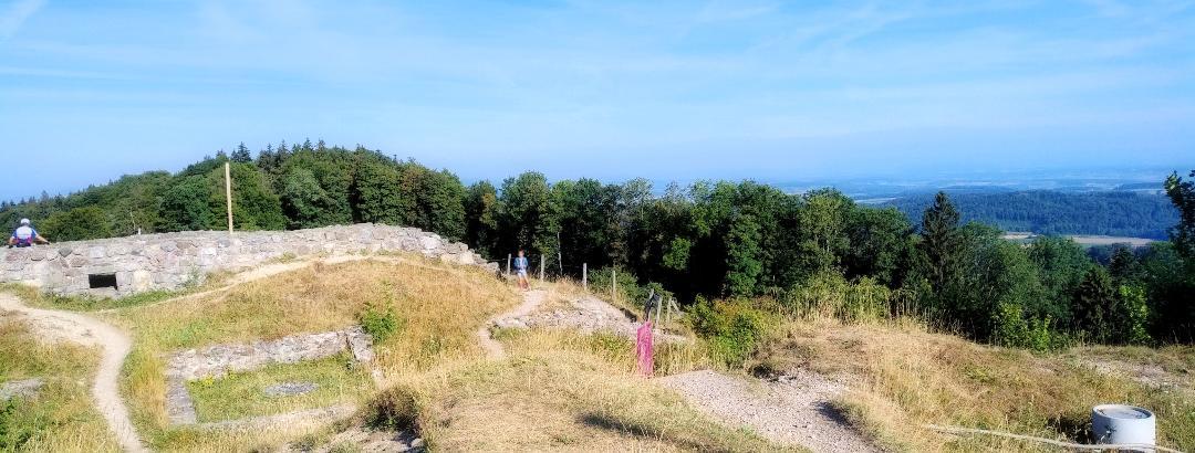 Ruine auf dem Schauenberg