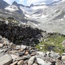Bergschmiede auf 2500 m Seehöhe