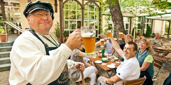 Freiberger Bierführung