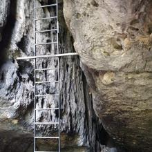 Über Leitern