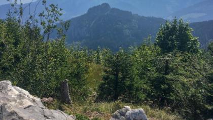 Blick vom Schwarzenberg
