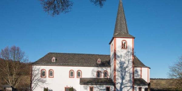 Klosterkirche in Niederehe