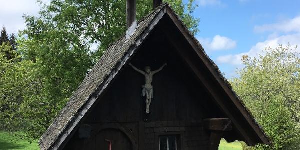 Kapelle beim Vogelhaus