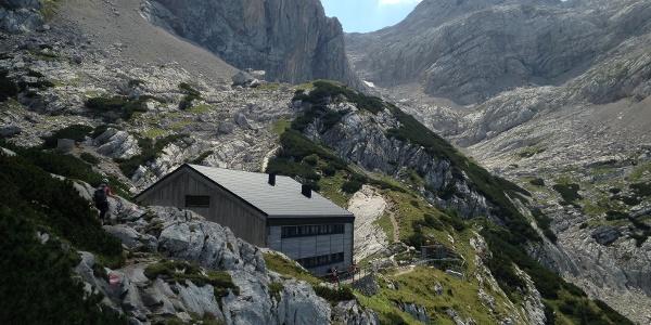 Welser Hütte und Sauzahn