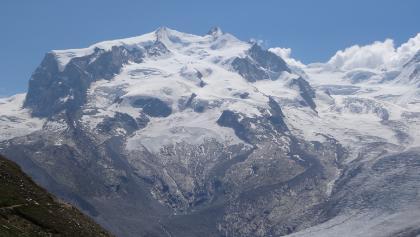 Monte Rosa von Rottenboden