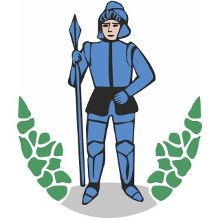 Wappen der Gemeinde Hartmannsdorf bei Kirchberg
