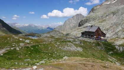 Die Adolf-Noßberger-Hütte