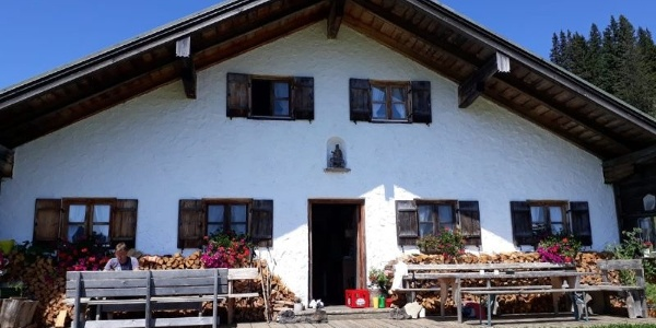 Hofbauernalm - © Chiemsee-Alpenland Tourismus
