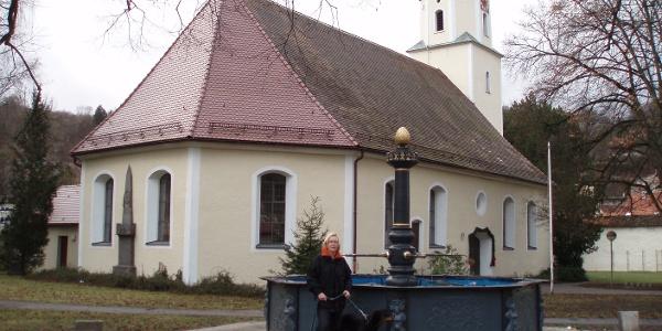 Kirche im Kloster Königsbronn