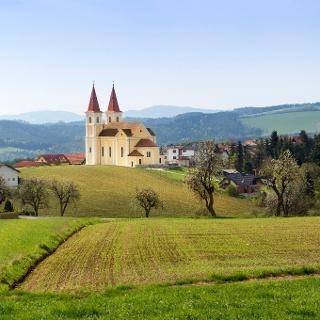 Wallfahrtskirche Maria Schnee