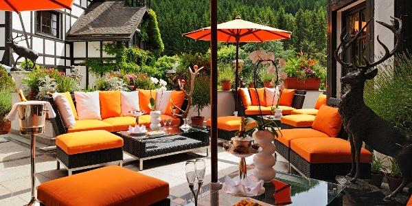 Hotel Jagdhof Glashütte_Jagdhof-Lounge