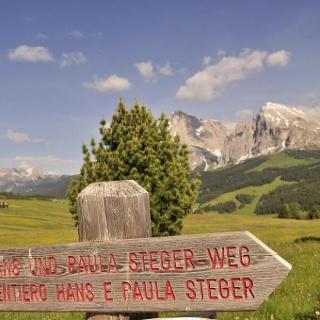 Sentiero Hans e Paula Steger