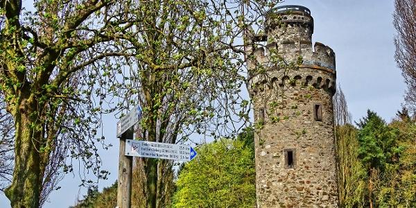 Wetzlar, Garbenheimer Warte / Bismarckturm