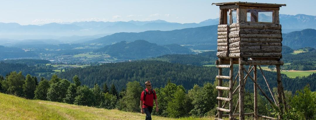 Weitblick um Himmelberg