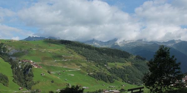 Stagias oberhalb Mutschnengia