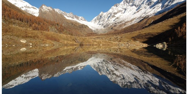 Grundsee - Bergtour Lötschenlücke