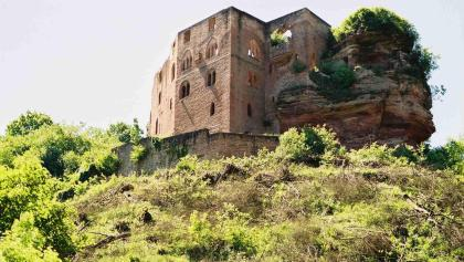 Burg Frankenstein 1