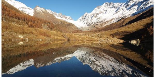 Grundsee - Rundwanderung Gletschertor