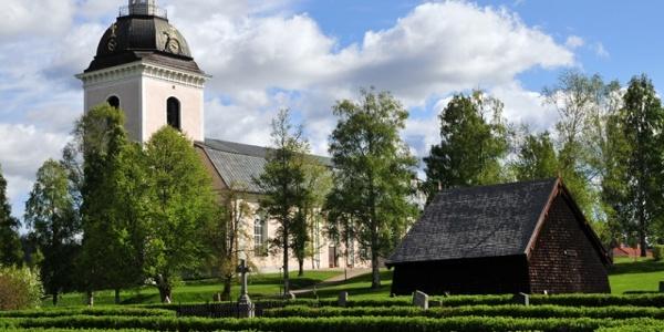 The Church of Färila