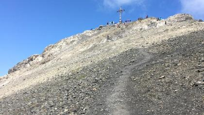 Schesaplana Gipfelweg