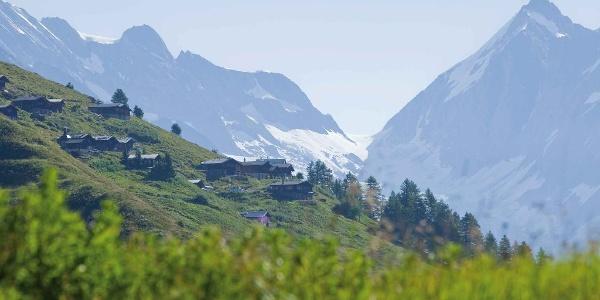 Weritzalp - Lötschentaler Höhenweg