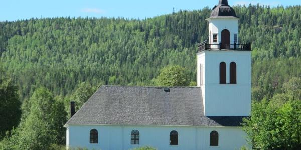 Överhogdals kyrka