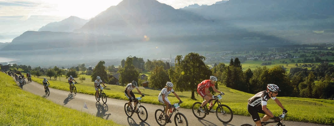 Aufstieg Lütoldsmatt, o-tour Bike