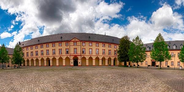Das Untere Schloss in Siegen