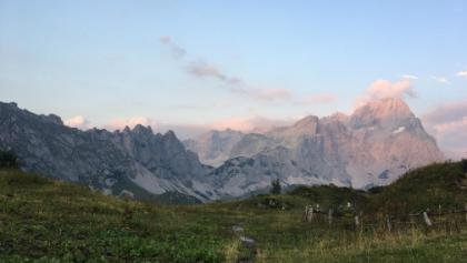 Picture of Long Distance Hiking: Dachstein Rundwanderweg 1. Etappe • Inneres Salzkammergut (24.08.2018 17:05:50 #1)