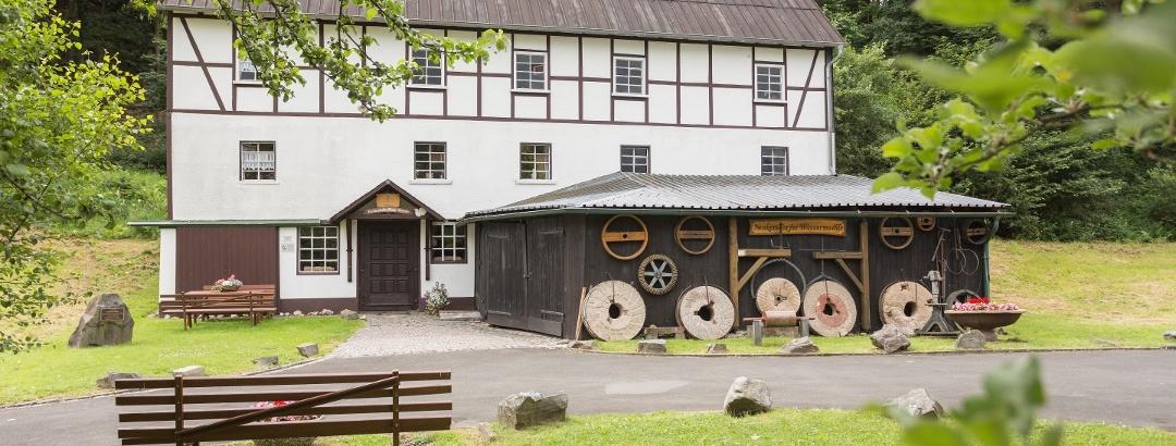 Die Wassermühle Nenkersdorf